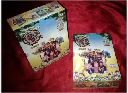Paket istimewa album lagu anak-anak Indonesia