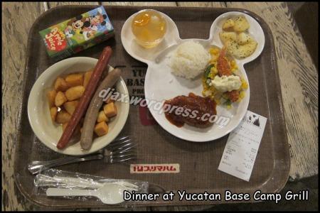 Yucatan Base Camp Grill