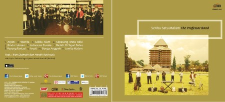 Album The Professor Band - Seribu Satu Malam