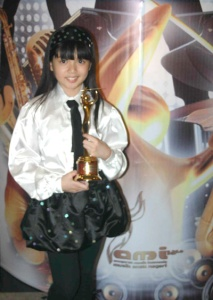 AMI Awards for Clarissa Tamara (2009)